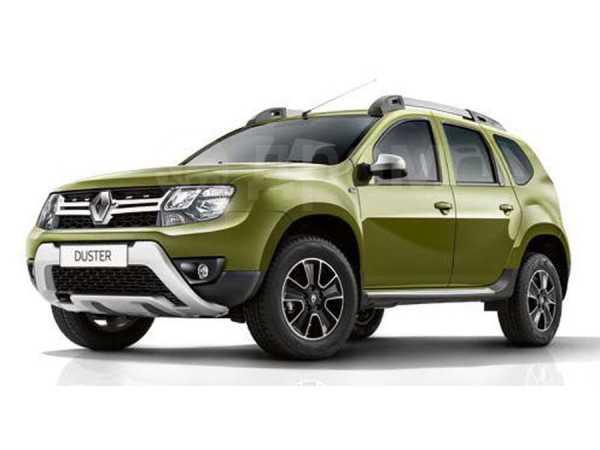 Renault Duster, 2019 год, 1 011 990 руб.