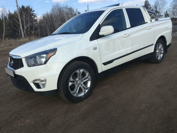 SsangYong Actyon Sports, 2012 год, 730 000 руб.