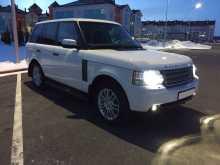 Лабытнанги Range Rover 2010