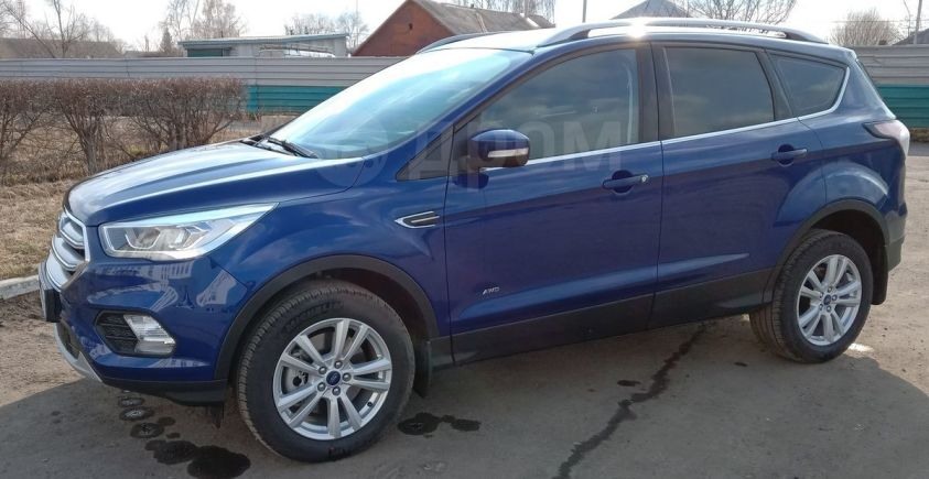 Ford Kuga, 2017 год, 1 399 000 руб.