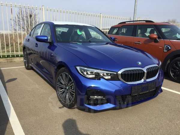 BMW 3-Series, 2019 год, 2 626 000 руб.