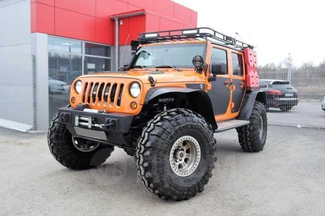 Jeep Wrangler, 2011 год, 3 990 000 руб.