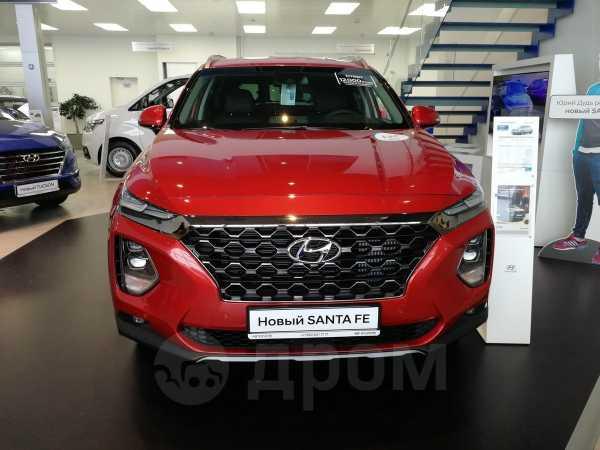 Hyundai Santa Fe, 2019 год, 2 534 000 руб.
