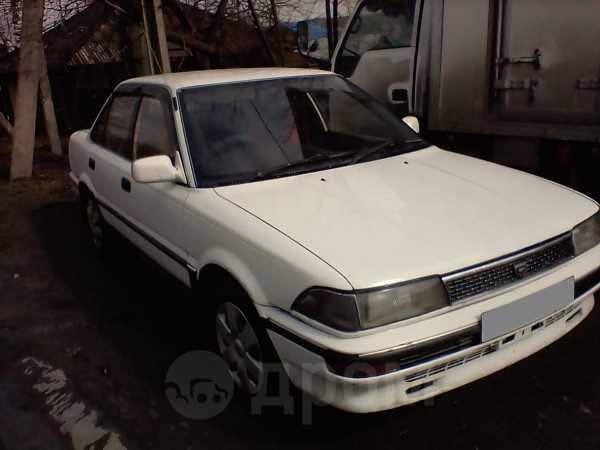Toyota Corolla, 1988 год, 65 000 руб.