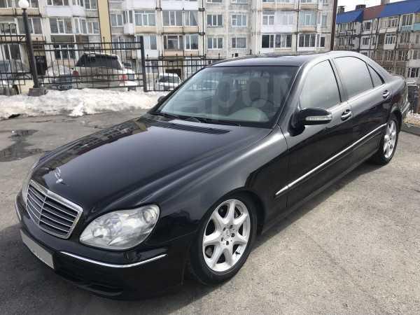Mercedes-Benz S-Class, 2004 год, 780 000 руб.