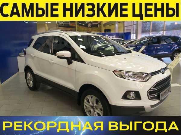 Ford EcoSport, 2018 год, 1 105 000 руб.