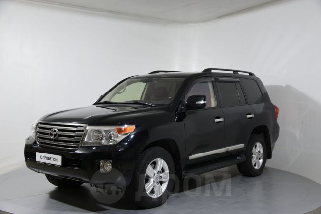 Toyota Land Cruiser, 2012 год, 2 199 000 руб.