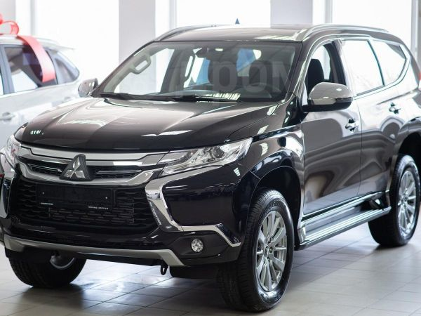 Mitsubishi Pajero Sport, 2019 год, 2 668 000 руб.