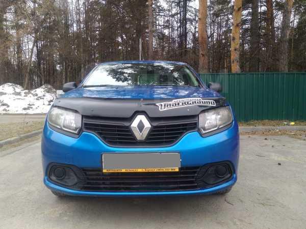 Renault Logan, 2014 год, 190 000 руб.