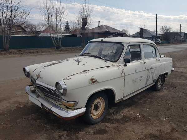 ГАЗ 21 Волга, 1969 год, 37 000 руб.