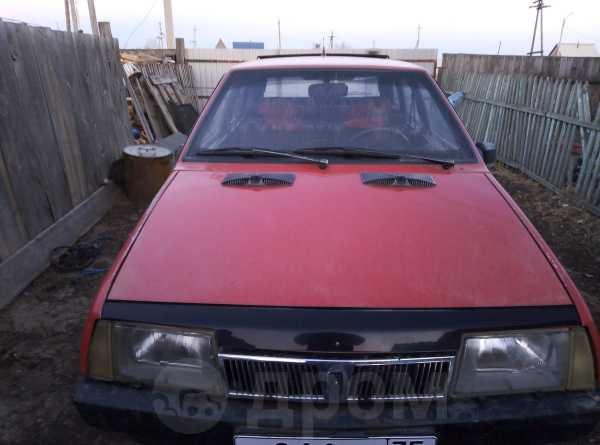 Лада 2109, 1993 год, 65 000 руб.