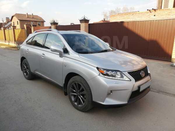 Lexus RX450h, 2012 год, 2 183 000 руб.
