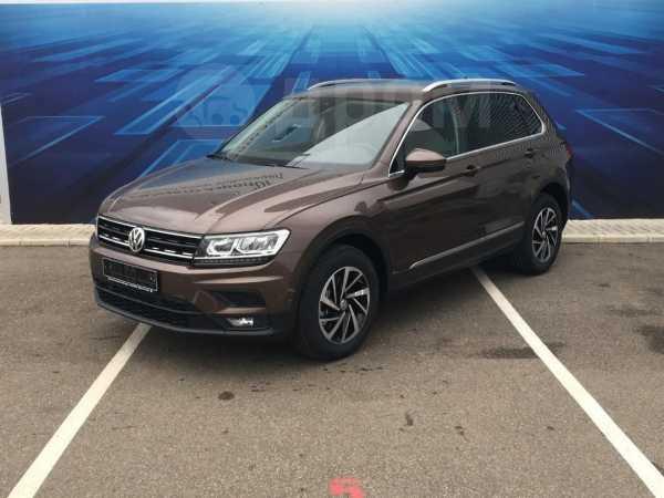 Volkswagen Tiguan, 2018 год, 1 924 800 руб.