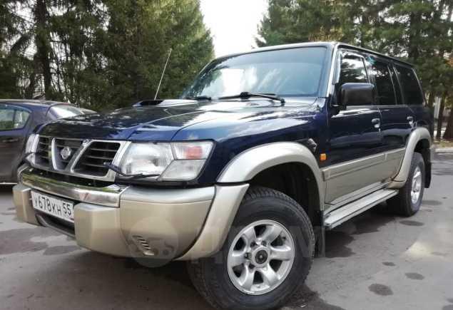 Nissan Patrol, 2001 год, 650 000 руб.