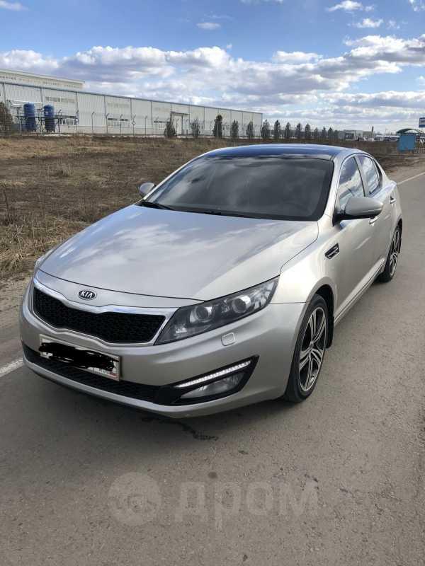 Kia Optima, 2012 год, 730 000 руб.