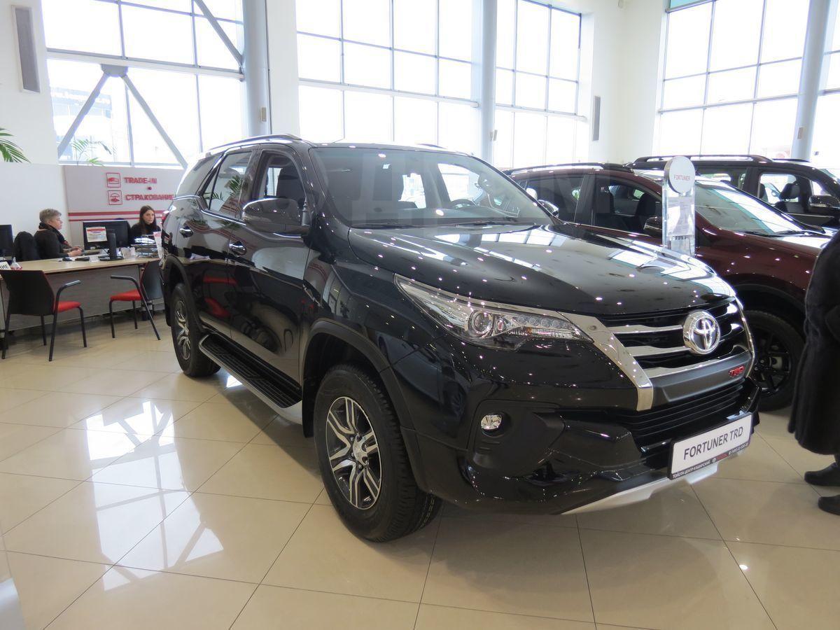 Тойота фортунер автосалоны москвы займы под залог птс автомобиля в иркутске