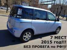 Улан-Удэ Toyota Sienta 2015