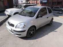 Новосибирск Toyota Vitz 2002