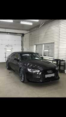 Красноярск Audi A6 2011