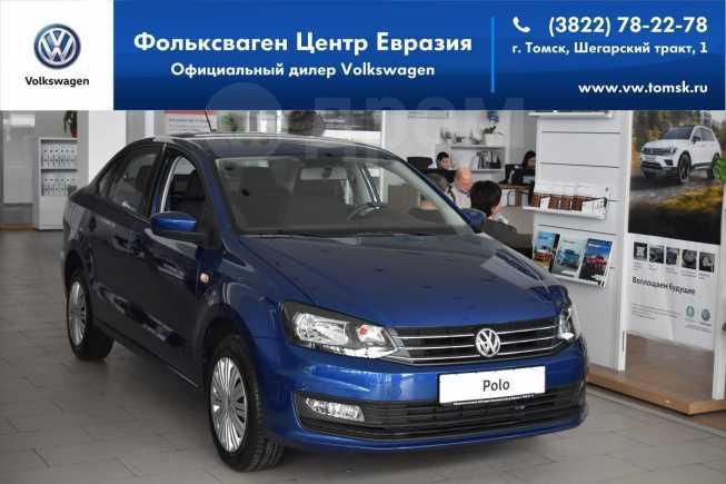 Volkswagen Polo, 2019 год, 855 880 руб.