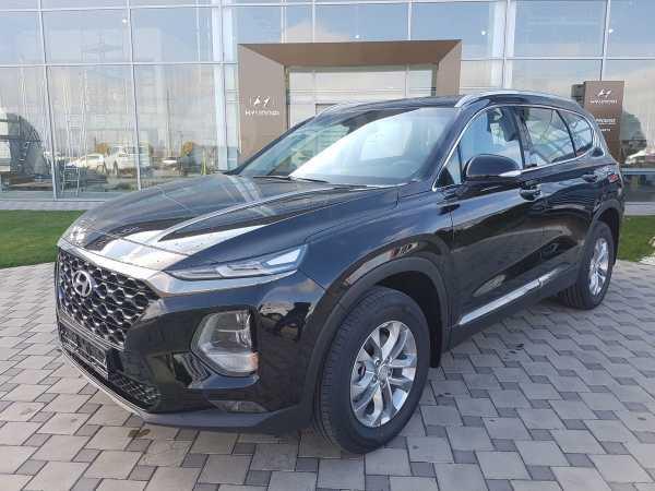 Hyundai Santa Fe, 2019 год, 2 405 665 руб.