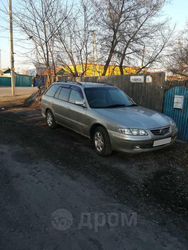 Mazda Capella, 2001 год, 220 000 руб.