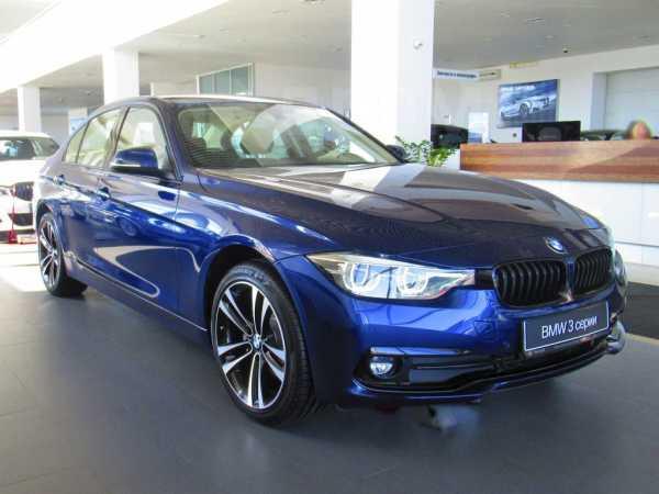 BMW 3-Series, 2018 год, 2 285 000 руб.