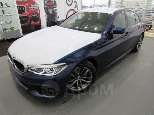 BMW 5-Series, 2019 год, 3 440 000 руб.