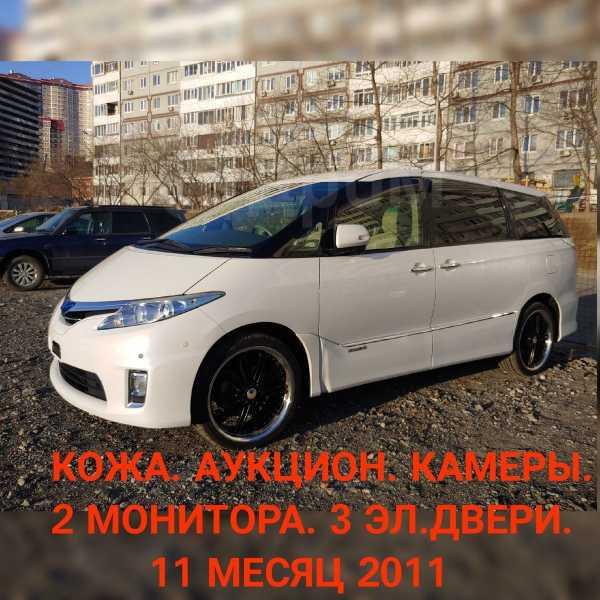 Toyota Estima, 2011 год, 1 560 000 руб.