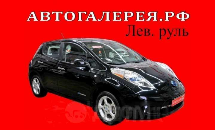 Nissan Leaf, 2013 год, 1 348 000 руб.