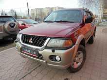 Омск Pajero Sport 2002
