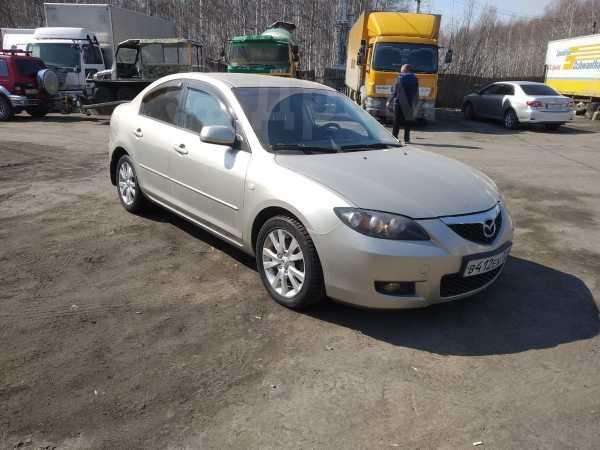 Mazda Mazda3, 2007 год, 357 000 руб.