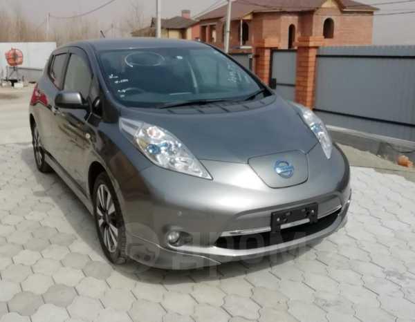 Nissan Leaf, 2013 год, 620 000 руб.