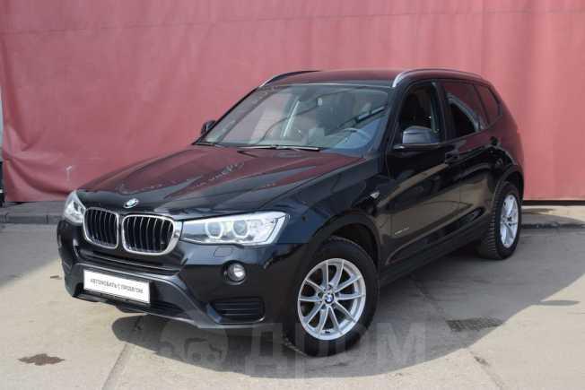 BMW X3, 2015 год, 1 470 000 руб.