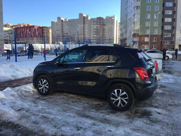 Chevrolet Tracker, 2014 год, 1 150 000 руб.