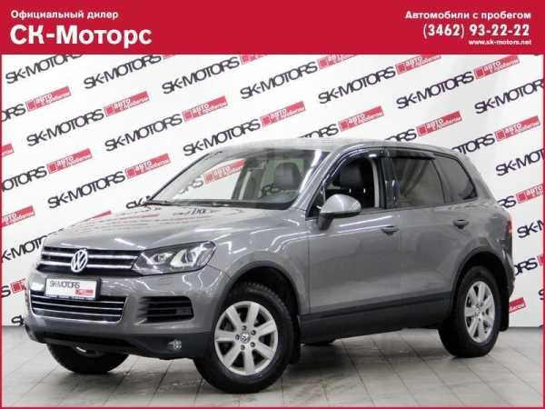 Volkswagen Touareg, 2011 год, 1 195 000 руб.
