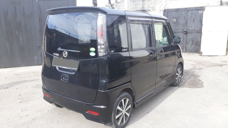 Nissan Roox, 2012 год, 370 000 руб.