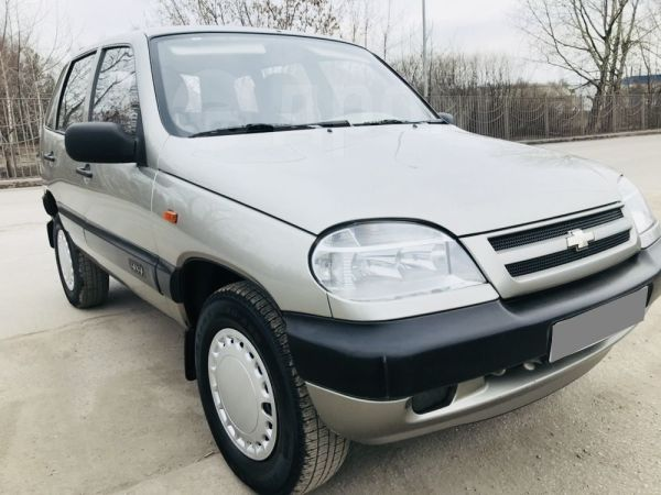 Chevrolet Niva, 2006 год, 249 000 руб.