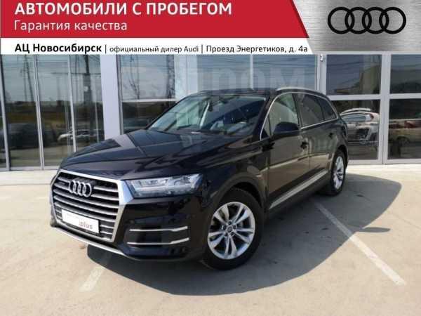 Audi Q7, 2016 год, 3 227 500 руб.