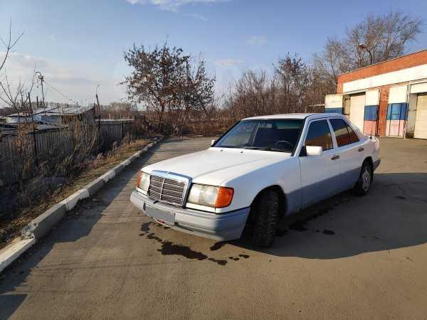Mercedes-Benz E-Class, 1990 год, 125 000 руб.