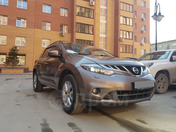 Nissan Murano, 2014 год, 1 180 000 руб.