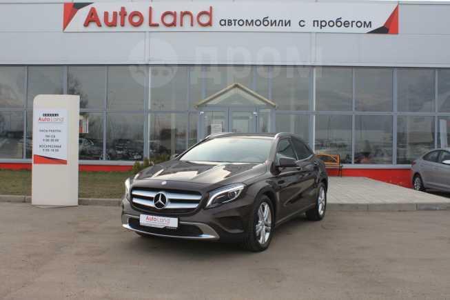 Mercedes-Benz GLA-Class, 2015 год, 1 460 000 руб.