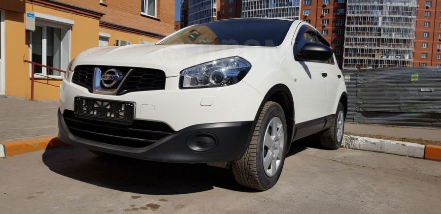Nissan Qashqai, 2012 год, 689 000 руб.