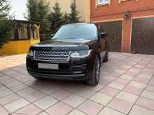 Омск Range Rover 2013
