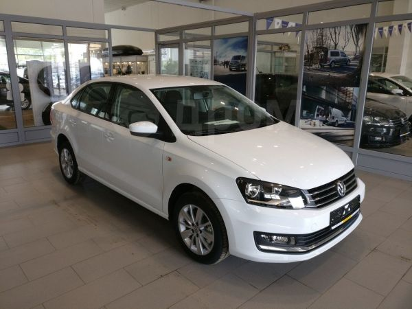 Volkswagen Polo, 2019 год, 948 900 руб.