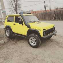 Иркутск 4x4 2121 Нива 1986