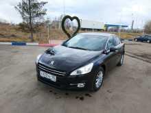 Омск Peugeot 508 2012