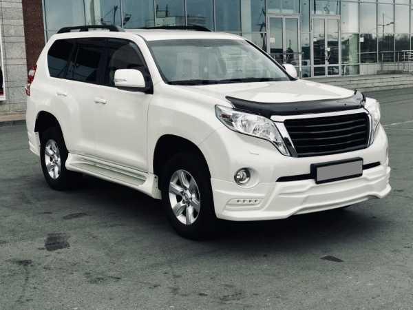 Toyota Land Cruiser Prado, 2014 год, 2 290 000 руб.
