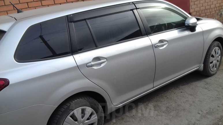 Toyota Corolla Fielder, 2012 год, 665 999 руб.