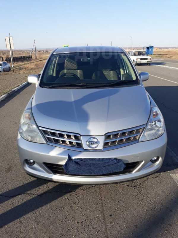 Nissan Tiida Latio, 2009 год, 400 000 руб.